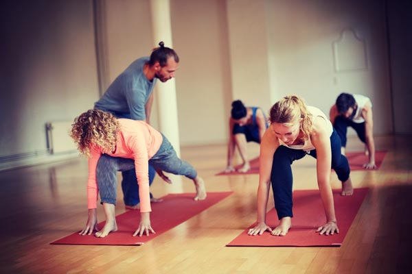yoga teacher training Hitchin Herts