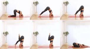 Yoga Event near Hitchin Invertsion Series Part 3 - headstand and forearm balance
